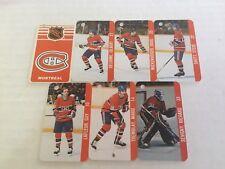 Montreal Canadiens NHL NHLPA Hockey Collection Rare Vintage Team Key Chain 1983