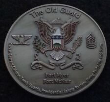 RARE 3rd 3d Infantry Reg The Old Guard TOG White House President Challenge Coin