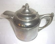 Antique G. I. Mix Sovereign Tea Pot