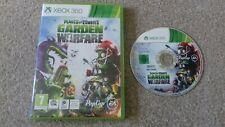 Xbox 360 Game plants vs zombies garden warfare