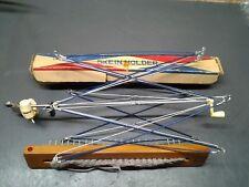 Skein Holder Knitting Umbrella Swift Yarn Hank Winder w Original Box