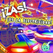 Zas! Es la electricidad! (Mi Biblioteca De Ciencias /My Science Librar-ExLibrary