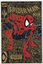 Spider-Man #1 Gold MARVEL 1990 Todd McFarlane 9.6
