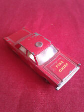 Matchbox 59c Ford Galaxie Firechief 1969 1/87