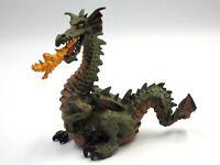 Figurine statuette pvc Dragon 10cm PAPO knights Medieval 10cm