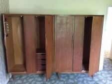 2 X Old Style Hardwood Cupboards - Used- Excellent Quality