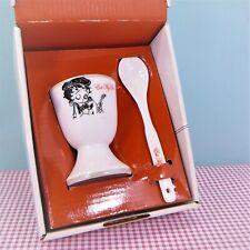 Betty Boop figure eggcup figuur eierdop Born Wild Marsberg 2006 servies