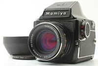 【EXC+5】 Mamiya M645 Medium Format Film Camera Sekor C 80mm f2.8 Lens from JAPAN