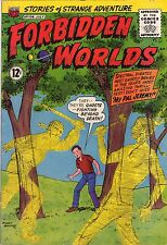 Forbidden Worlds #104 - Pirate Vs Indian Ghosts - 1962 (8.5) Wh