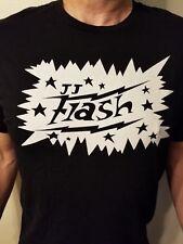 JJ Flash Custom Shoes and Clothing t shirt NYC Kiss Angel Aerosmith
