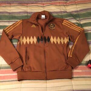 multa dueño Sur  Las mejores ofertas en Chaqueta de pista Adidas Marrón Activewear Chaquetas  para hombres | eBay