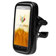 Fahrrad Halterung Motorrad Halter Navi Handy Wasserfest Samsung Galaxy S7 Edge