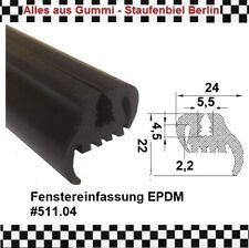 Fenstergummi Scheibengummi Traktor passend Deutz DX 3.60 Profilgummi Dichtung II