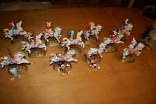 NEW ENGLAND COLLECTORS DISNEY CHARACTERS CAROUSEL LIMITED 9500 SERIES