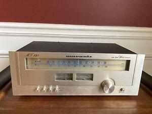 Vintage Marantz MT 120 AM FM Stereo Tuner Radio 2020 2050 Rare
