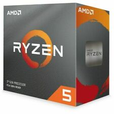 AMD Ryzen 5 3600 Processore (4.2 GHz, 6 CPU Core, DDR4) - 100-100000031BOX