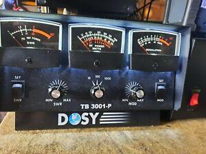 Dosy 3001P Three Face 1000 Watt Meter With Power Cord