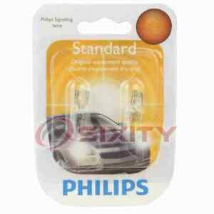 Philips Courtesy Light Bulb for Porsche Cayenne 2003-2006 Electrical us