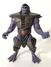 "Vintage Disney Gargoyles Mighty Roar Goliath 5"" Figure 1995 Cartoon BVTV Armor"