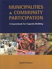 Municipalities and Community Participation: A Sourcebook for Capacity-ExLibrary