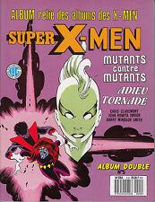 ALBUM  RELIE SUPER X-MEN N° 5 COLLECTION SUPER HEROS ED LUG (VOIR DESCRIPTION)