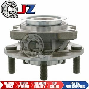 For Nissan Leaf Juke FWD AWD [FRONT(Qty.1)] Wheel Hub Assembly Replacement Kit