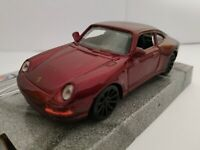 1/43 PORSCHE 911 CARRERA COCHE DE METAL A ESCALA SCALE CAR DIECAST