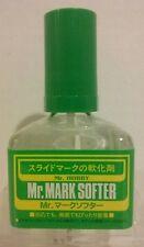 Mr Hobby/Mr Mark Softener MS 231 decal solution. 40ml