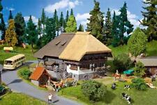 FALLER HO 130534 Waldhof noir avec toit de chaume NEUF