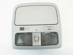 2011-2013 Subaru Forester Dome Map Light Lamp Front Sun Roof Switch 11-13