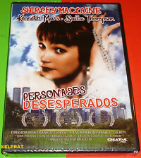 PERSONAJES DESESPERADOS / DESPERATE CHARACTERS -English Español DVD R2 Precintad