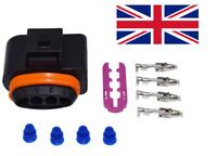 VW AUDI R8 Ignition Coil Coilpack Connector Set W/ Terminals 1J0973724 1 Unit