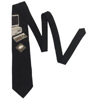 VICKY DAVIS | Mouse Trap | Men's Tie | Computer With 3D Mouse | Length: 150 cm