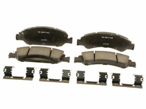 For 2008-2014 Chevrolet Suburban 1500 Brake Pad Set Front AC Delco 89155WP 2012