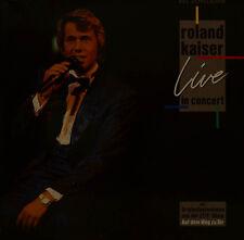 Roland Kaiser - Live In Concert- The Double Album 12 (T 706)