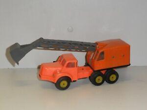 Tracteur Berliet TBO pelle mécanique NOREV