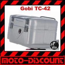 Top-Case Hepco & Becker Gobi TC-42 Farbe:aluminium Topcase Koffer