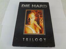 Die Hard Trilogy Movie Box Set (DVD, 2006, 3-Disc Set) Die Hard Series