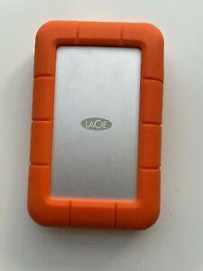 LaCie Rugged Thunderbolt USB 3.0 1 TB HARD DRIVE