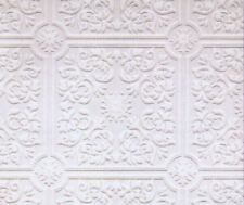 Brewster Hacienda Paintable Tile Wallpaper  per Double Roll  FD96291 (147-96291)