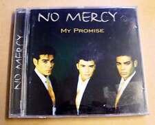 No Mercy - My Promise - CD Album CDs - Where Do You Go - When I Die - Bonita ...