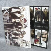 SPOON 2Di 38 w/Poster Bookmark K Kagerou Project Art Book Magazine 2013 *