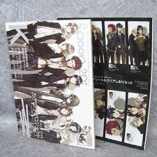 SPOON 2Di 38 w/Poster Bookmark K Kagerou Project Art Book Magazine 2013 *