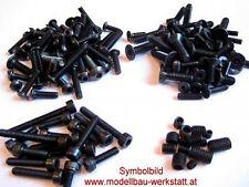 Reserve Schrauben-Set Stahl hochfest LRP S8 BXR Evo S8BXR emergency screw kit