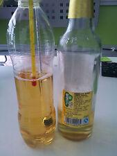 Proof & Tralle Hydrometer, Moonshine, Distilled Spirit Instrument 0 to 100%