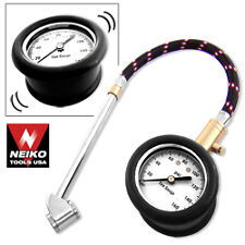 Heavy Duty Tire Air Pressure Gauge For Car or Truck 10~160psi