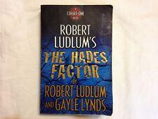 Robert Ludlum's The Hades Factor: A Covert-One Novel By Ludlum & Lynds * 1st/1st