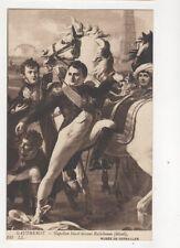 Napoleon Blesse Devant Ratisbonne by Gautherot Vintage Postcard 171b