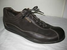 MEPHISTO  Leather / Suede Oxford  Brown Shoes Men Size 12 Made In PORTUGAL