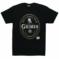 The Walking Dead Rick Grimes  HARD JUSTICE T Shirt Adult Unisex Sizes S to 3XL